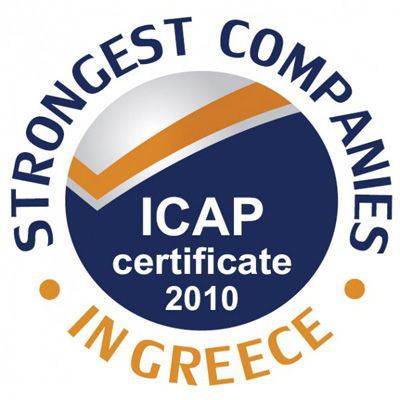 AWARD 2010 | Top companies in Greece